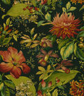 Home Decor Print Fabric- Swavelle Millcreek Emanuelle Midnight