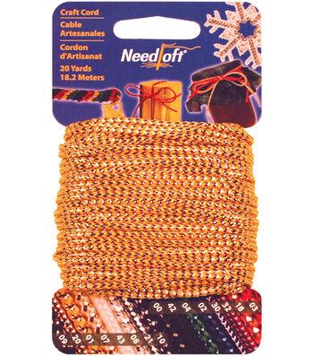 Needloft Novelty Craft Cord 20yd