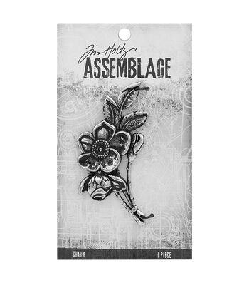 Tim Holtz® Assemblage Bouquet Charm