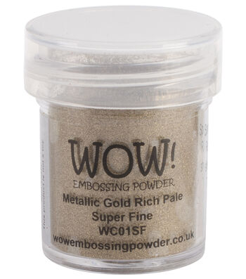 Wow! Embossing Powder Super Fine