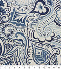Home Essentials™ Print Fabric 45\u0027\u0027-Navy Edina