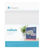 "Silhouette Of America Vellum Sheets 8.5""x11"", , hi-res"
