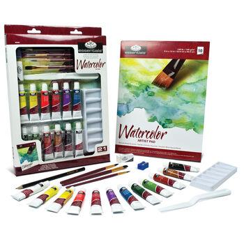 Royal Langnickel Essentials Art Set Watercolor Painting