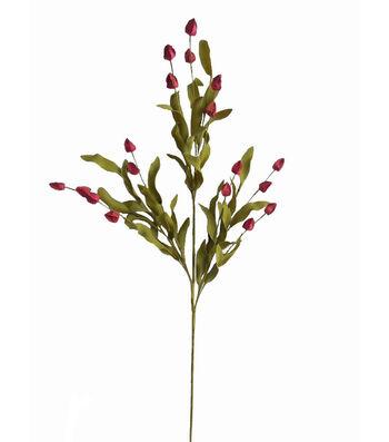 Blooming Autumn 29'' Lantern Spray-Berry