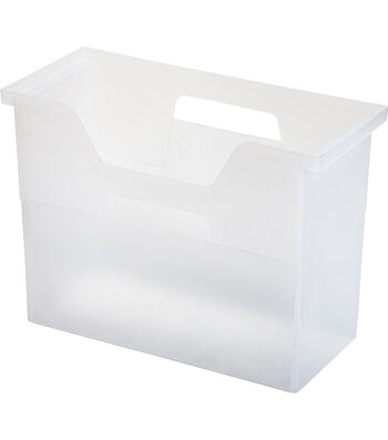 IRIS® Open Top File Storage