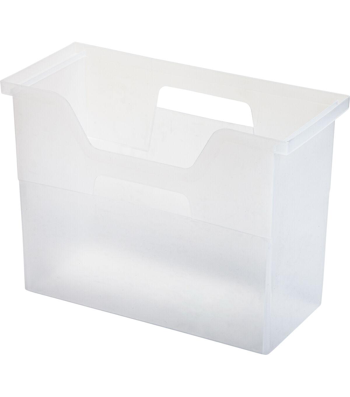iris open top file storage - Wreath Storage Box