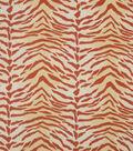Eaton Square Upholstery Fabric 54\u0022-Tiger / Canyon