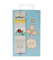 Spellbinders® Die D-Lites 3 Pack Etched Dies-Flowers 'n Stem, , hi-res