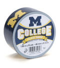 Duck Tape College Logo Michigan