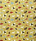 Home Decor 8\u0022x8\u0022 Fabric Swatch-Eaton Square Connor /  Chartreuse