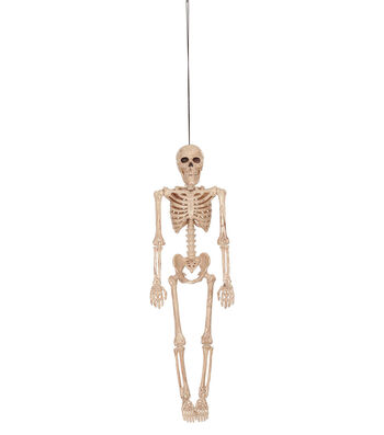 The Boneyard Halloween 16'' Mini Skeleton
