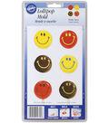 Smileys Lollipop Mold