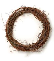 "Darice Grapevine Wreath 30"", , hi-res"