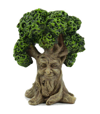 Bloom Room Littles Polyresin Tree with Face