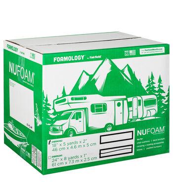 """NuFoam™ Pad 18"""" x 5 Yards x 2"""" thick"""