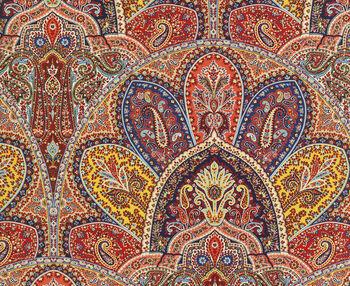 """IMAN Home Print Fabric 54""""-Zulaika/Gem"""