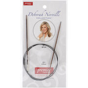 "Deborah Norville Fixed Circular Needles 32""-Size 1/2.25mm, , hi-res"