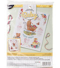 Sweet Baby Birth Record Counted Cross Stitch Kit-10.5\u0022X13.5\u0022 14 Count