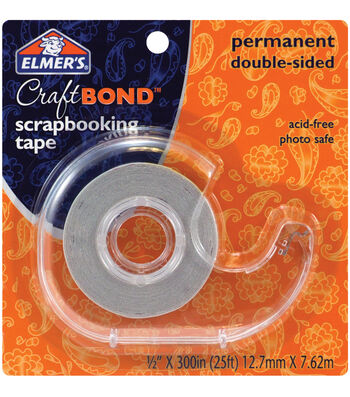 Permanent-Double Sided Tape