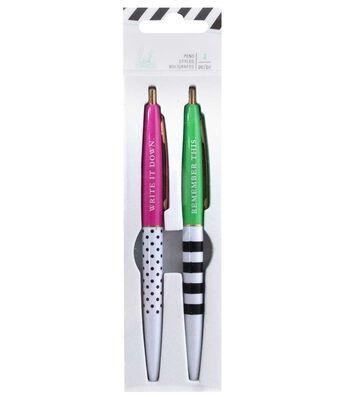 Heidi Swapp® Fresh Start Gel Pen Set