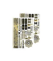 Michigan State University Spartans University Metallic Body Jewelry, , hi-res