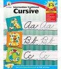 Carson-Dellosa Intermediate Traditional Cursive Books
