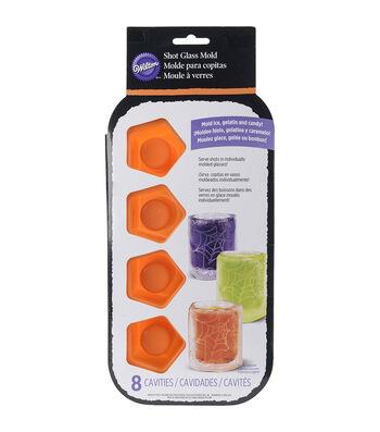 Wilton® Silicone Shot Mold-Spiderweb 8 Cavity