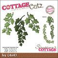 CottageCutz Made Easy Die Ivy