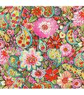 Dena Home Lightweight Decor Fabric 54\u0022-Sweet Summer/Licorice
