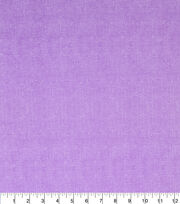 Keepsake Calico™ Burlap Texture Cotton Fabric 43''-Purple, , hi-res