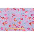 Anti-Pill Fleece Fabric 59\u0022-Enjoy The Little Things Floral