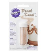 Wilton® 0.05 oz. Pearl Dust-Bronze, , hi-res