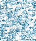Asian Inspired Cotton Fabric 43\u0027\u0027-Bamboo Forest