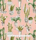 Waverly Upholstery Fabric 54\u0027\u0027-Cactus Cafe Quartz