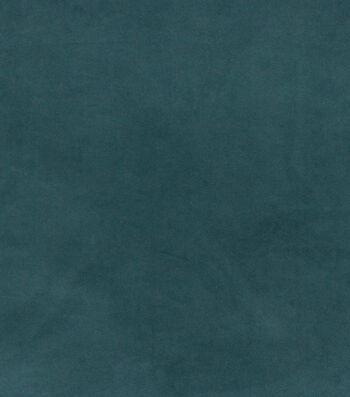 """Hudson 43 Upholstery Velvet Fabric 56""""-Teal"""