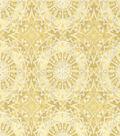 Keepsake Calico™ Cotton Fabric 44\u0022-Cenatory Lemon