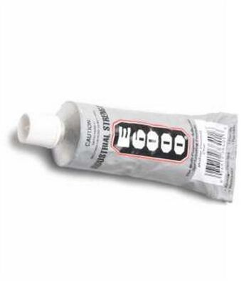 E6000 Multipurpose Adhesive-3.7oz Clear