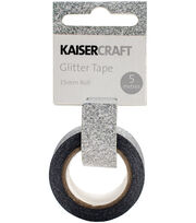 Steel -glitter Tape 5 Meter, , hi-res