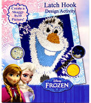 Disney® Frozen Latch Hook Rug, , hi-res