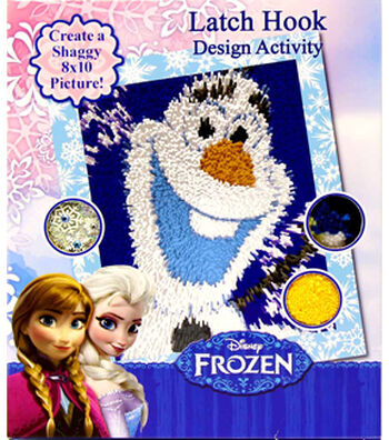 Disney® Frozen Latch Hook Rug
