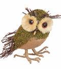 Bloom Room Large Moss Owl