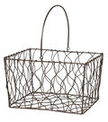 Fall For All Metal Basket Large