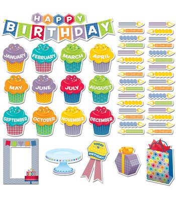 HexaFun Happy Birthday Mini Set