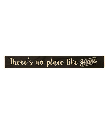 Word Stick-There's No Place Like Home