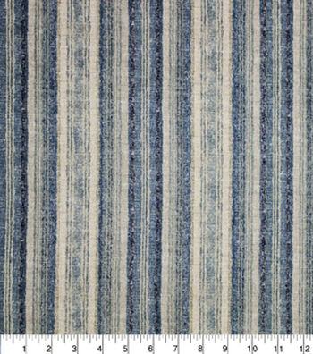 """Home Essentials Print Fabric 45""""-Rythym Indigo"""