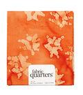 Fabric Quarters Cotton Fabric 18\u0022-Orange