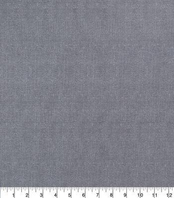 Keepsake Calico™ Cotton Fabric 43''-Gray
