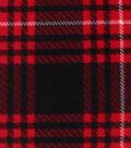 Anti-Pill Fleece Fabric 59\u0027\u0027-Joselyn Plaid