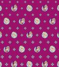 Disney Frozen Mock Smock Fabric 21\u0022-Pink