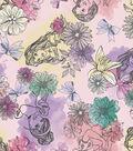 Disney® Princess Satin Fabric 57\u0027\u0027-Watercolor